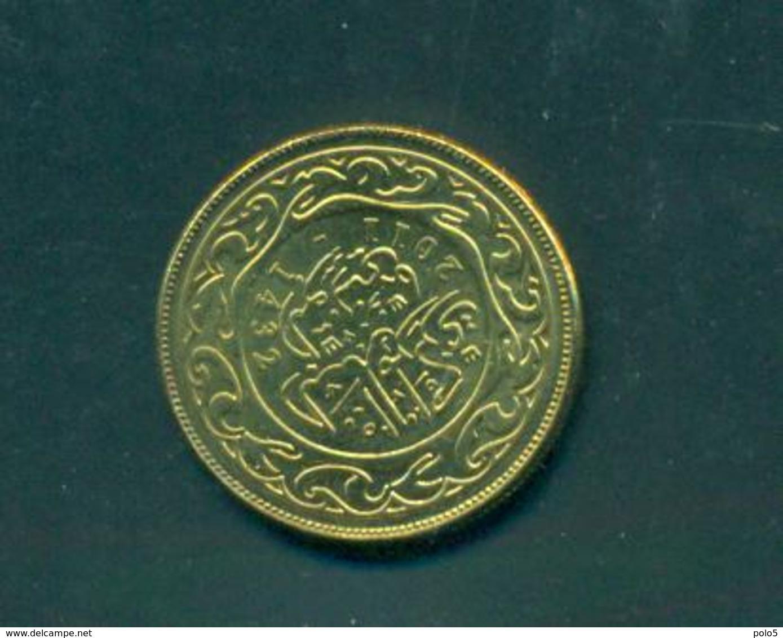 Tunisie 2011- 10 Millimes - Tunesien
