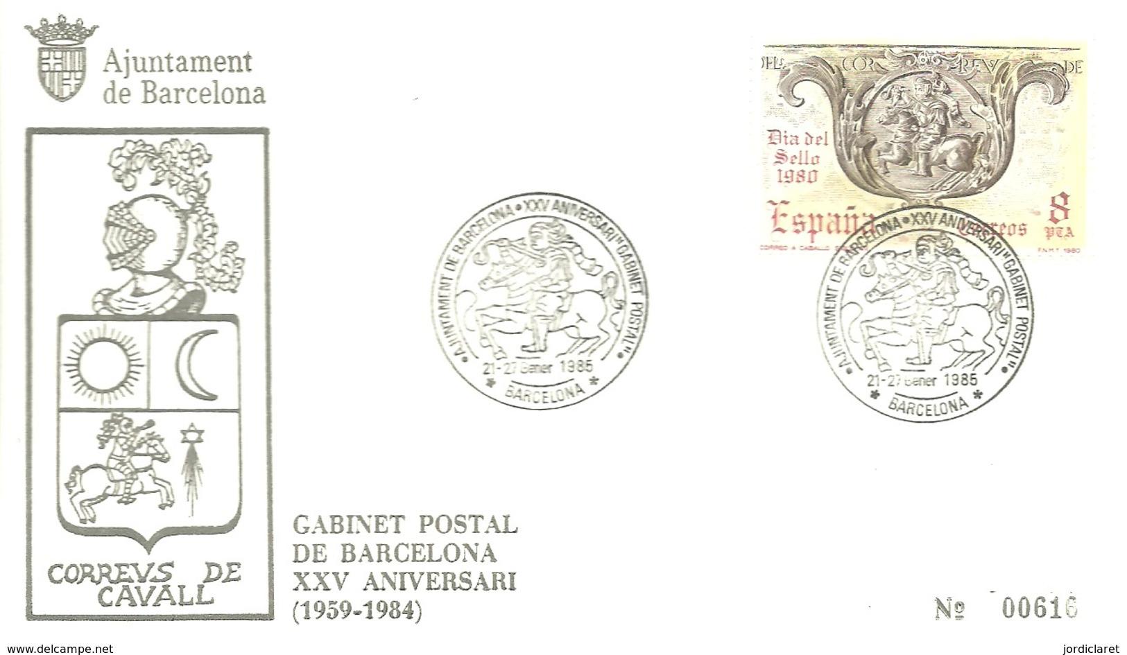 MATASELLOS 1985 BARCELONA - 1981-90 Cartas