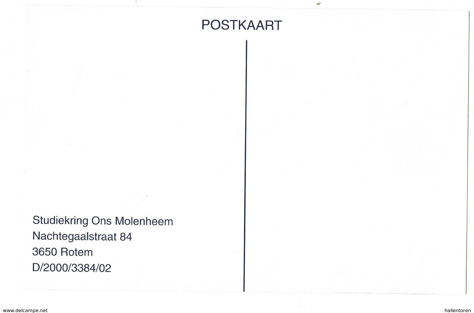 Peer: Sint-Jobsmolen ( 2 Scans) - Peer