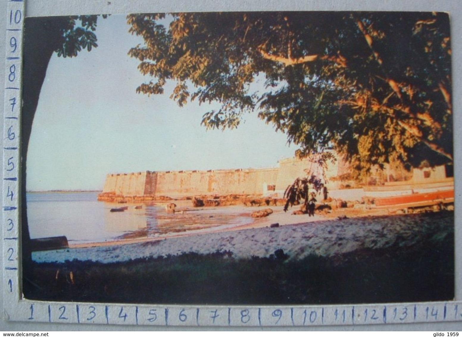 Moçambique - Ilha De Moçambique - Fortaleza De S.Sebastião - SP1983 - Mozambique