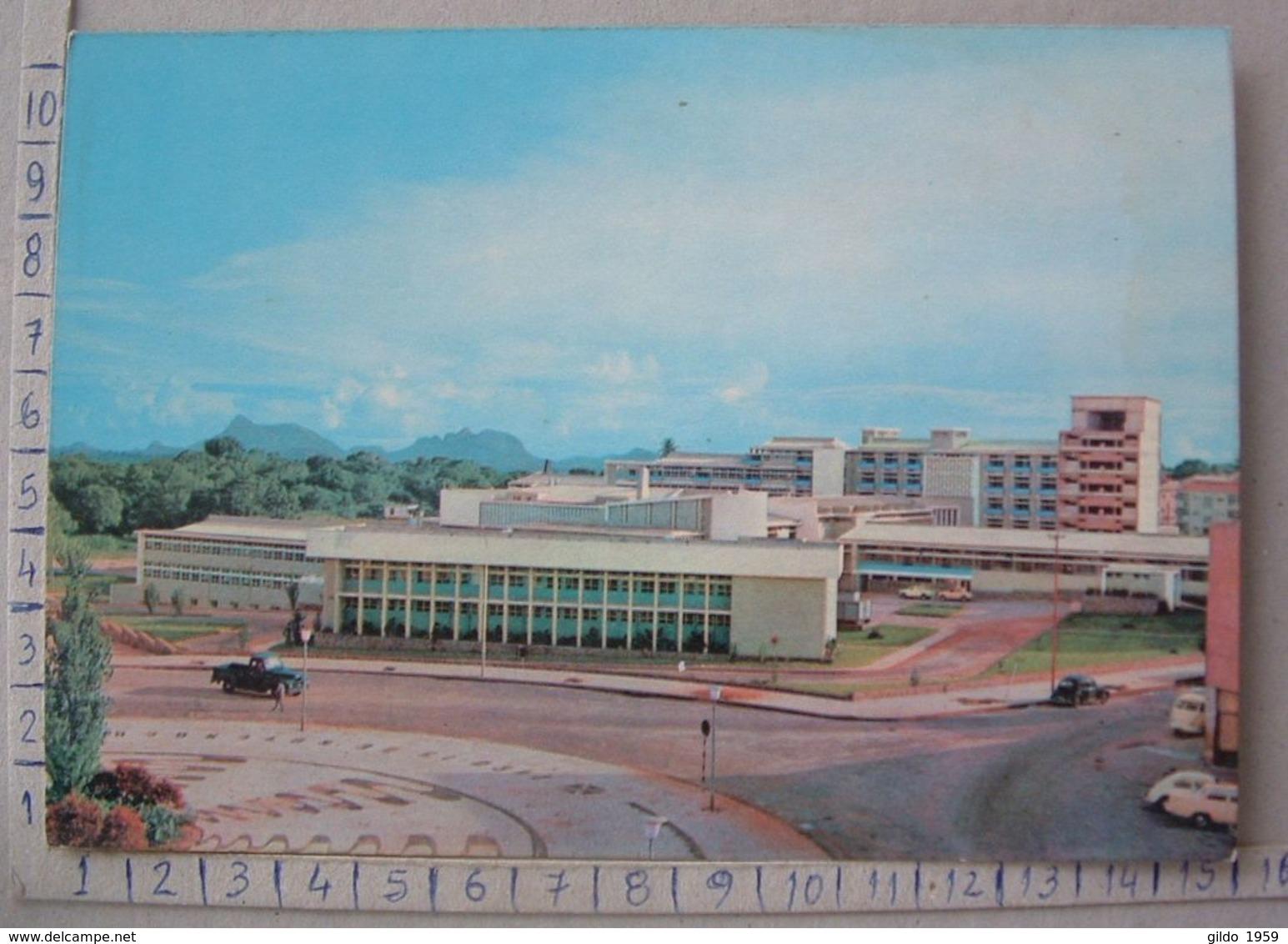 Moçambique - Nampula - Hospital Egas Miniz - SP1987 - Mozambique