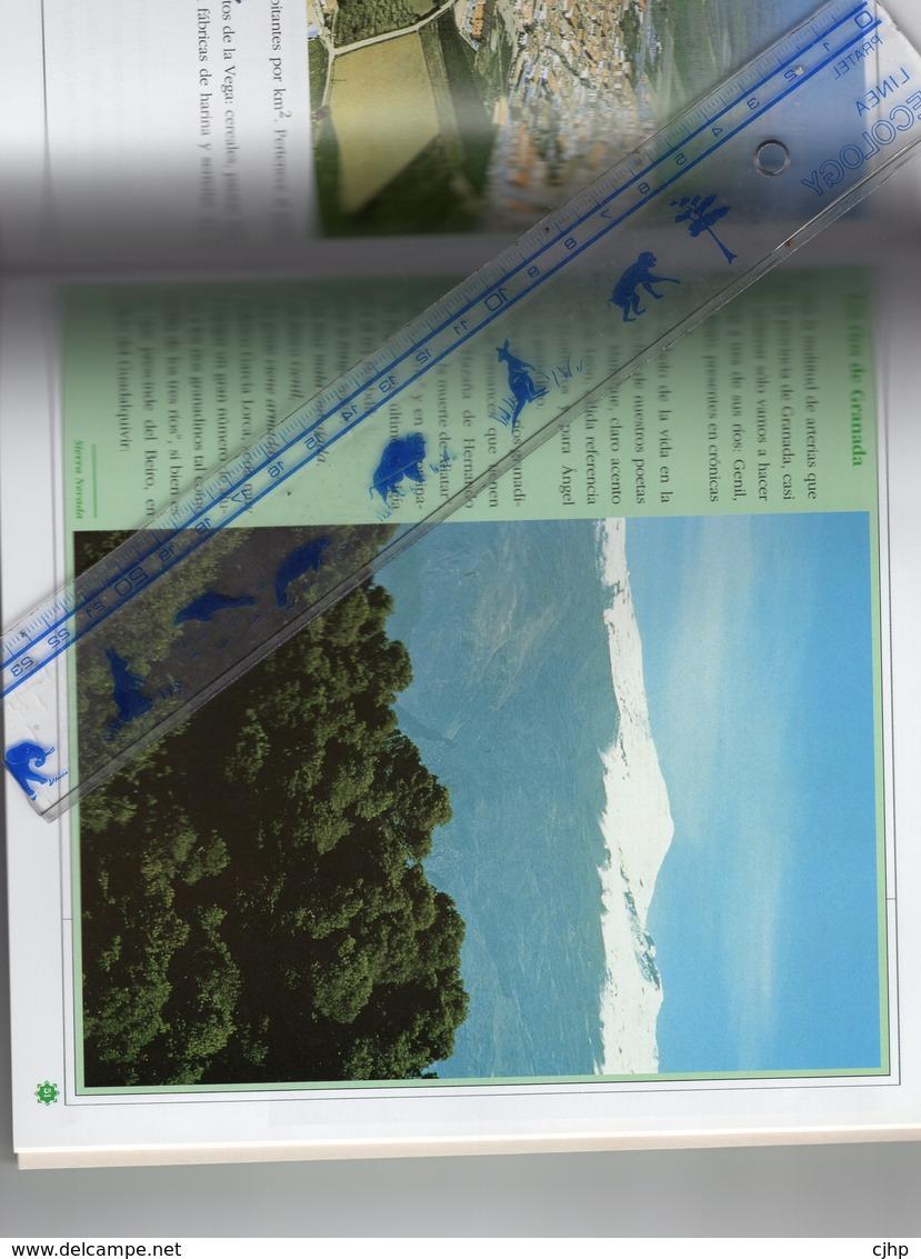 Las Rutas De Al-Andaluz Parques Naturales Geografia Malaga Granada Velez Rincon 170gr 60 Paginas 50 Fotos - Ontwikkeling