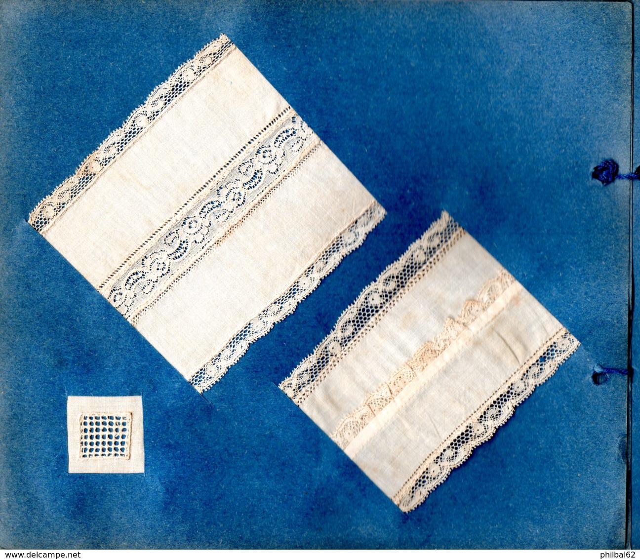 Cahier De Couture. Nombreuses Pièces D'études Sur 22 Pages. - Other