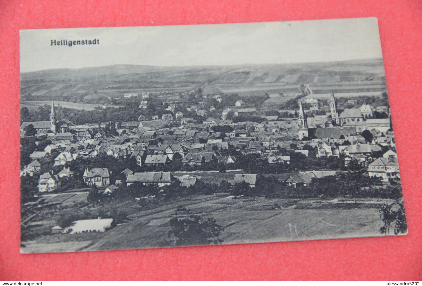 Thuringen Heiligenstadt NV - Germany