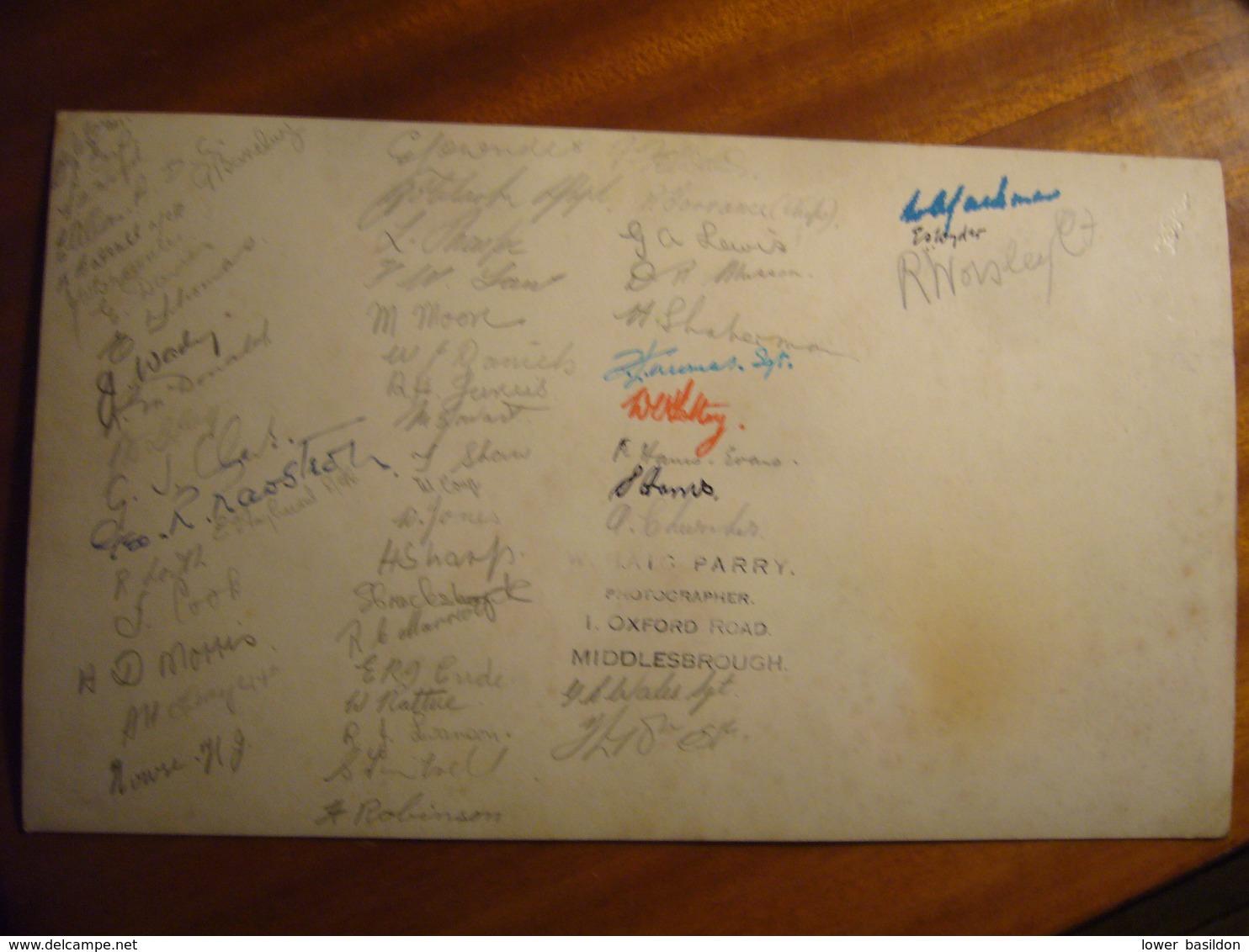 ELNIL     (autographs Of The Crew) - Boats