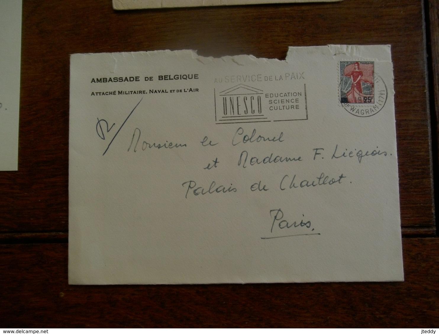 3stuks  à Liégeois -  Frernand - Documents