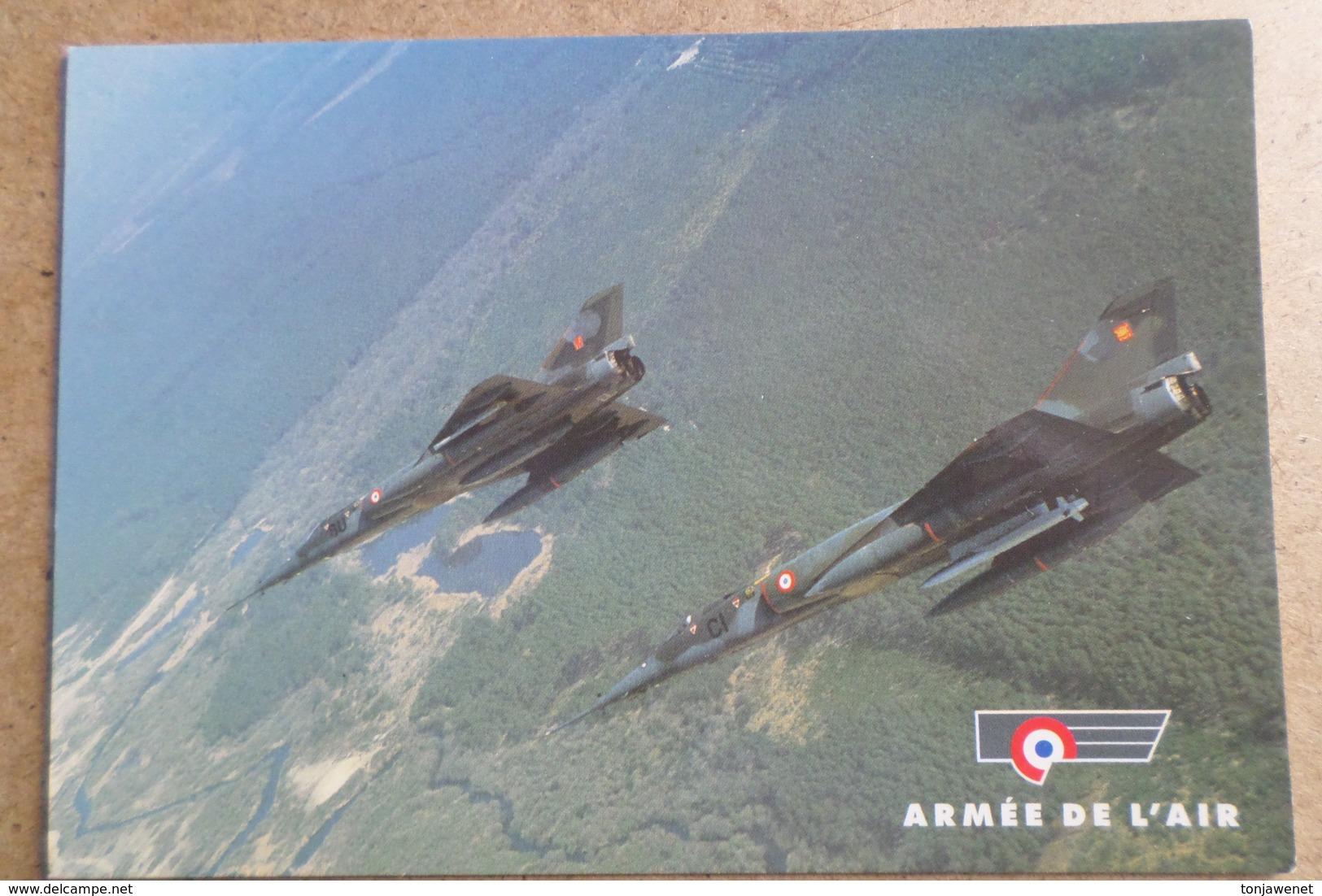 MIRAGE IV P - Escadron Gascogne Et Bretagne ( Avion,Aviation,Armée De L'Air ) - 1946-....: Ere Moderne