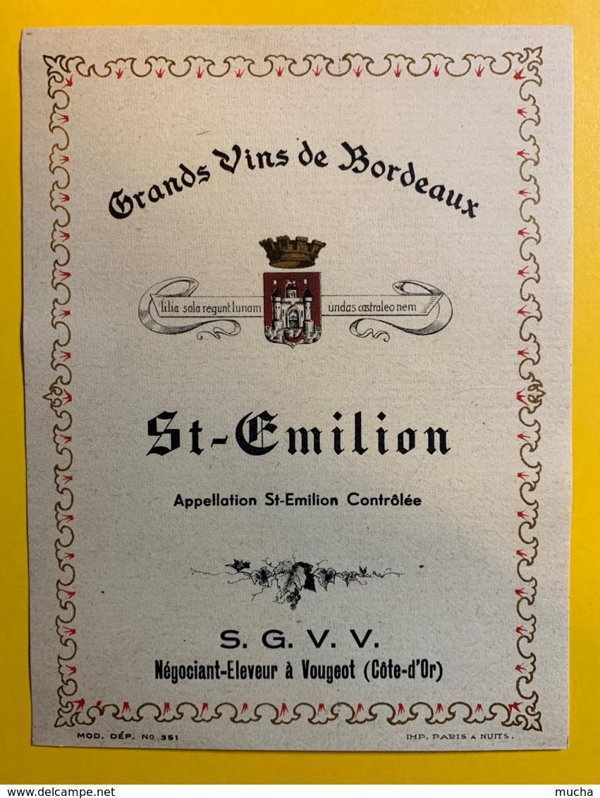 10212 - Saint Emilion - Bordeaux