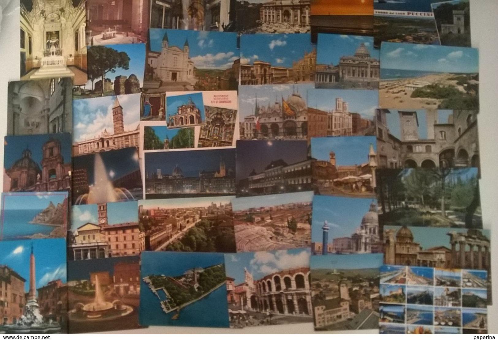 35 CARTOLINE ITALIA (3) - Cartoline