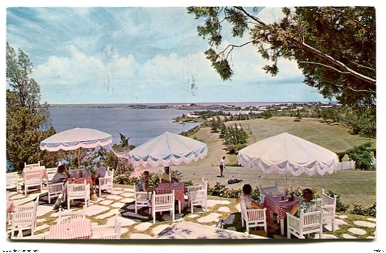 Bermuda Castle Harbour Hotel Golf Beach Club - Bermudes