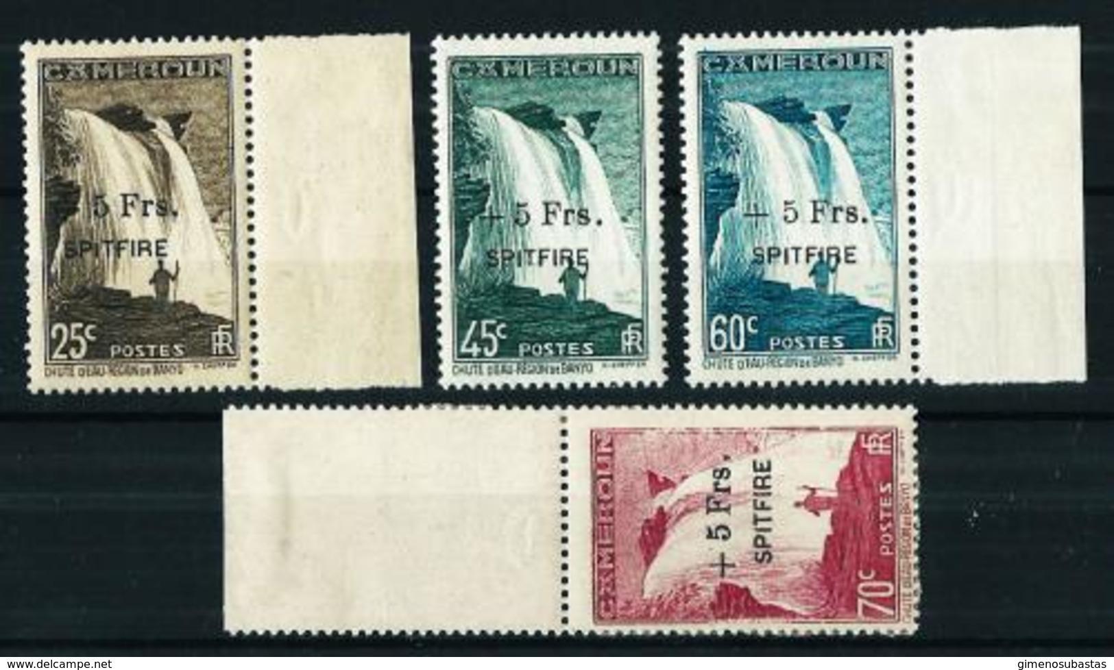 Camerún (Francés) Nº 236/9 Nuevo - Kamerun (1915-1959)
