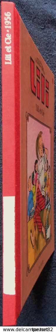 La Collection LILI - N° 45 - LILI Et Cie. - Hachette - ( 2016 ) . - Lili L'Espiègle