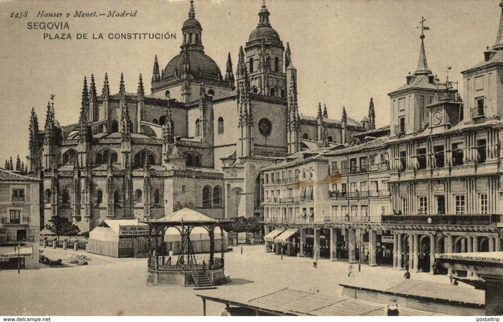 SEGOVIA 2SCAN HAUSER Y MENET - Segovia
