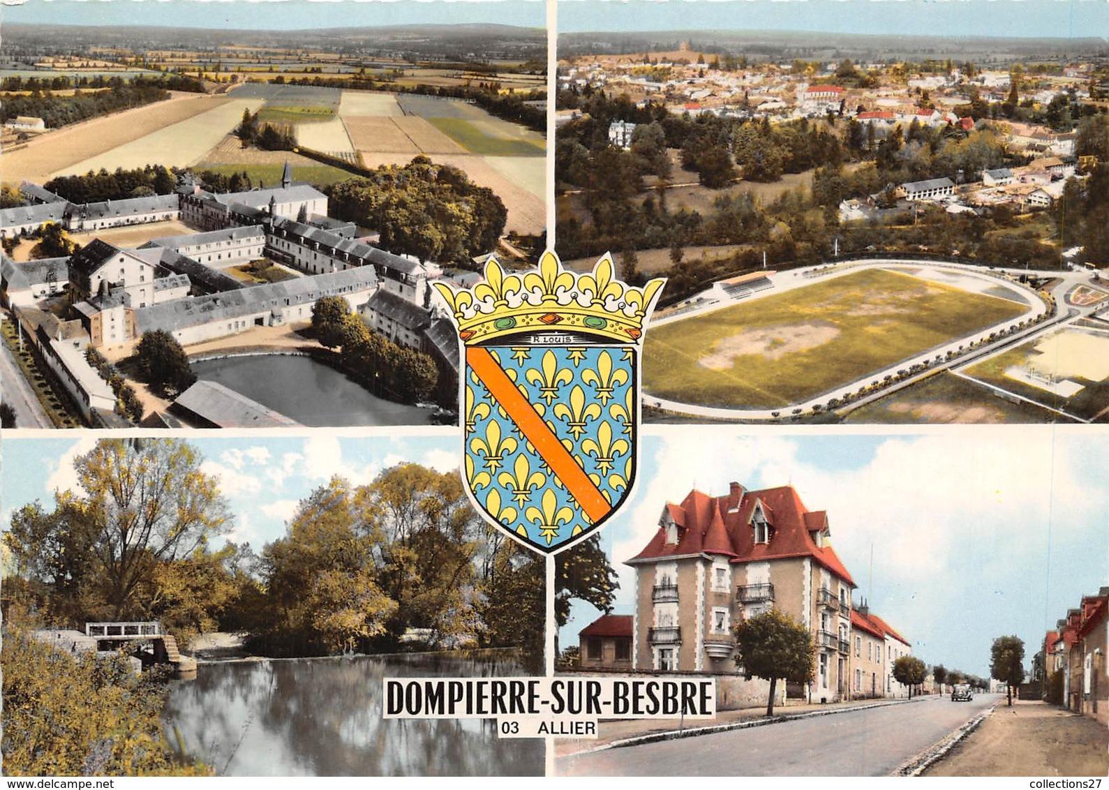 03-DOMPIERRE-SUR-BESBRE-MULTIVUES - Autres Communes