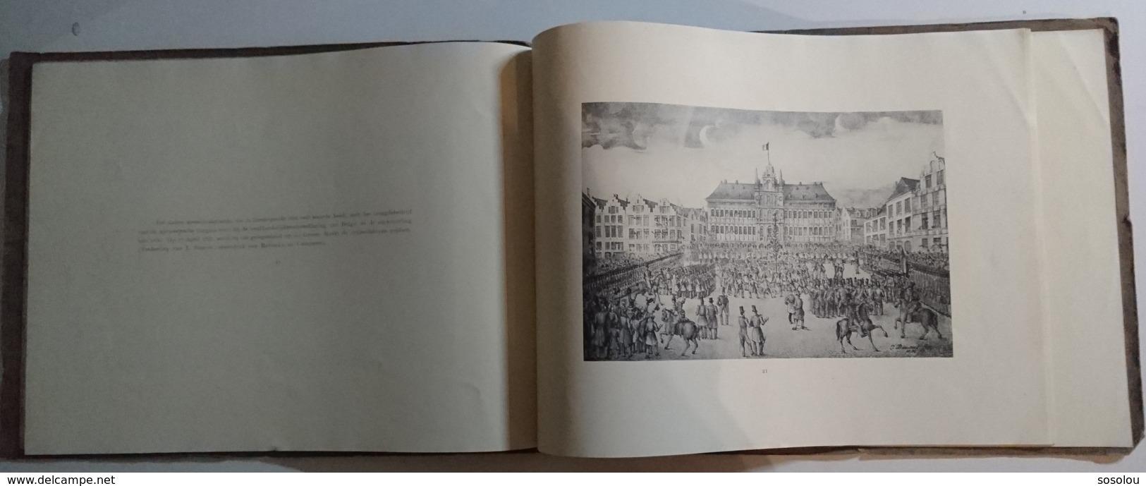 Het Oude Antwerpen - Bücher, Zeitschriften, Comics