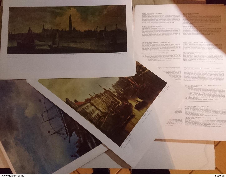 Schilderijen Tableaux Antwerpen - Kultur