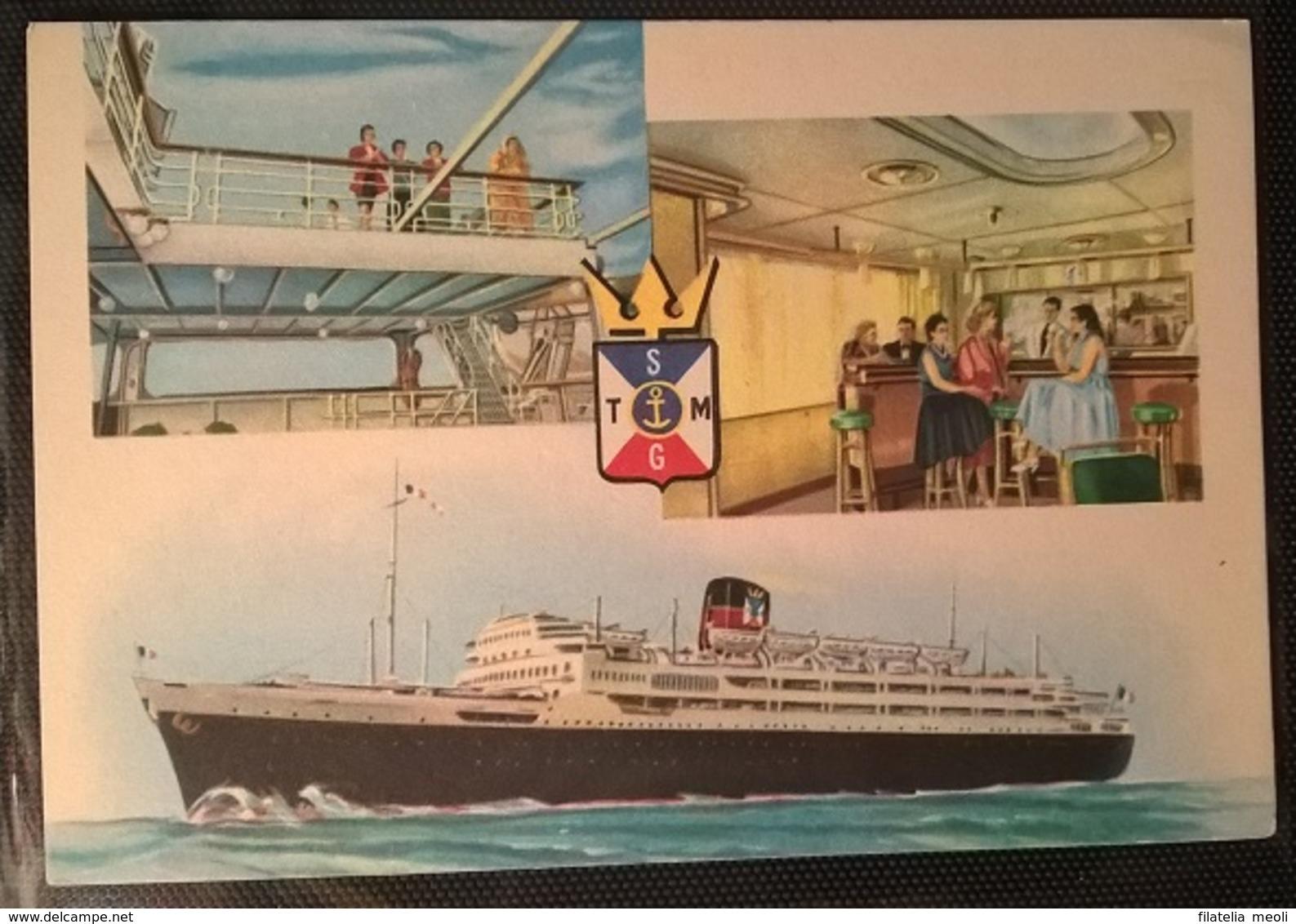 TRANSATLANTICI - SGTM PROVENCE - Barche