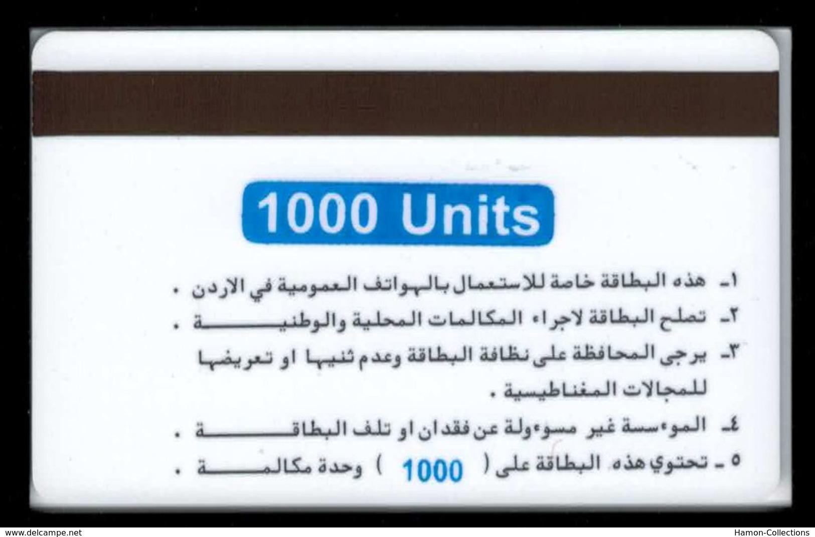 JORDANIE - 1000 Unités - Voir Scans - Jordanie