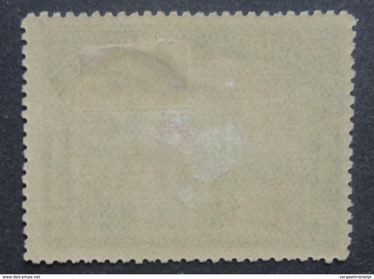 BELGIE  1915   Nr. 135 - 149   Scharnier *  Met Zegel 'witte Neger' En Kleurnuance 148 En 149    CW  680,00 - 1915-1920 Albert I