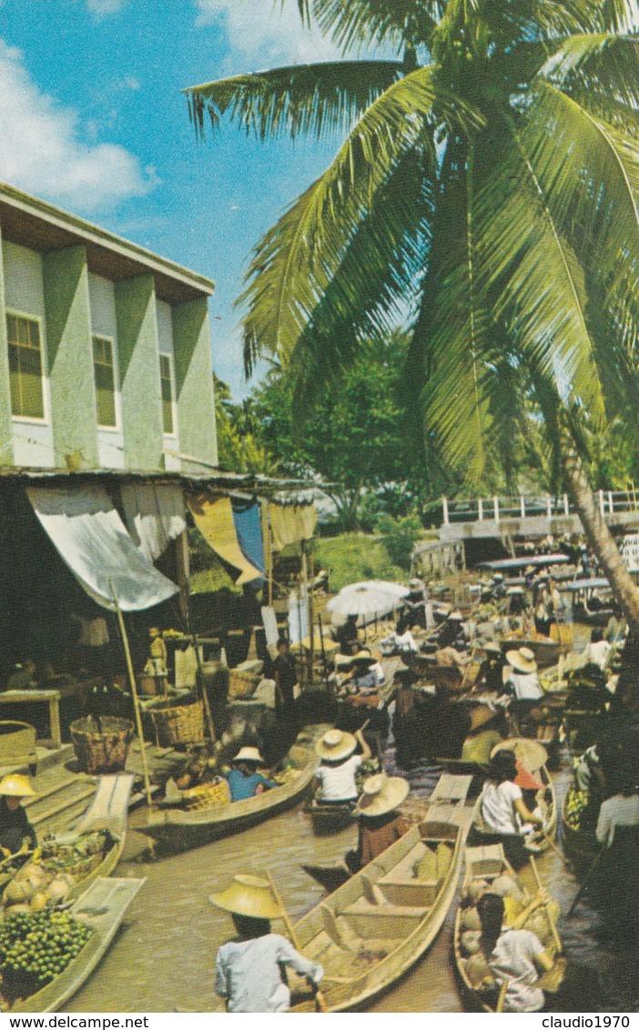 CARTOLINA - POSTCARD - TAILANDIA - DHONBURI - Tailandia