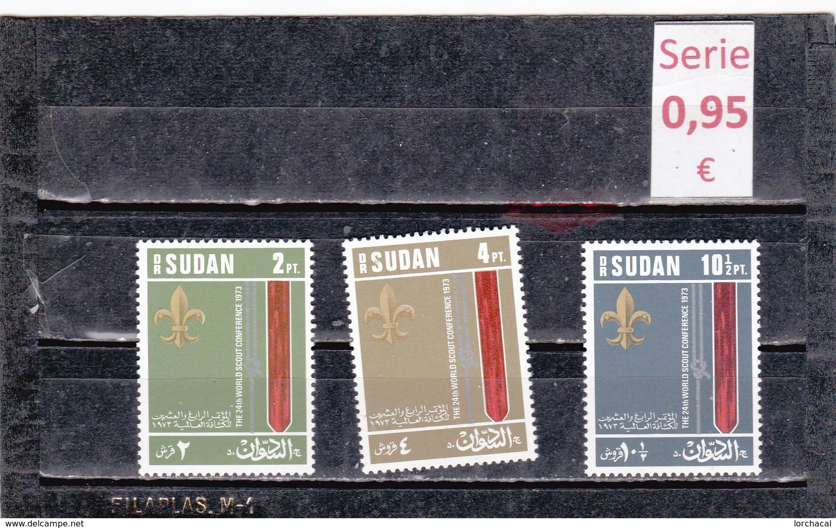 Sudan  -  Serie Completa Nueva**  - 4/1946 - Sudan (1954-...)