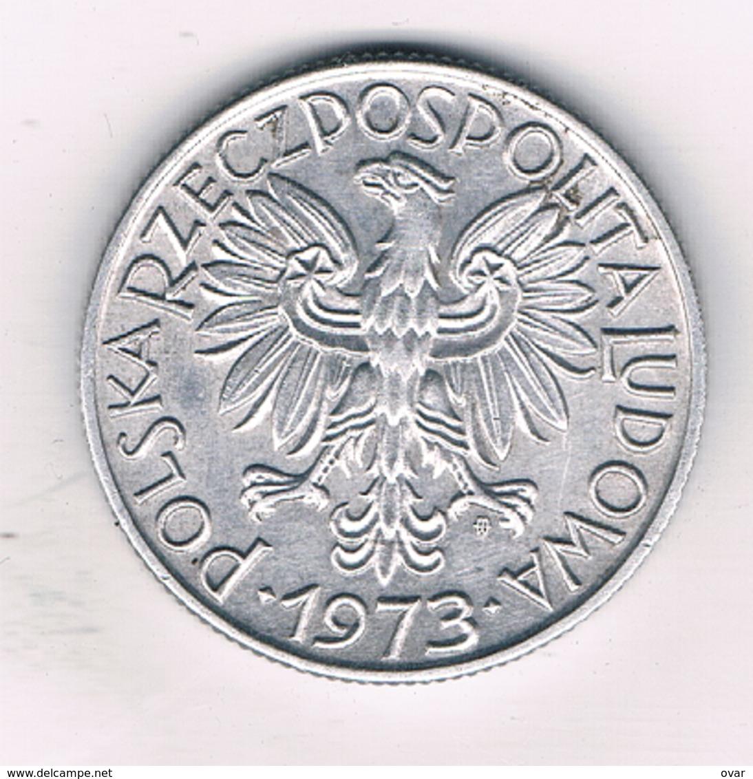 5 ZLOTYCH 1973 POLEN /3184/ - Poland