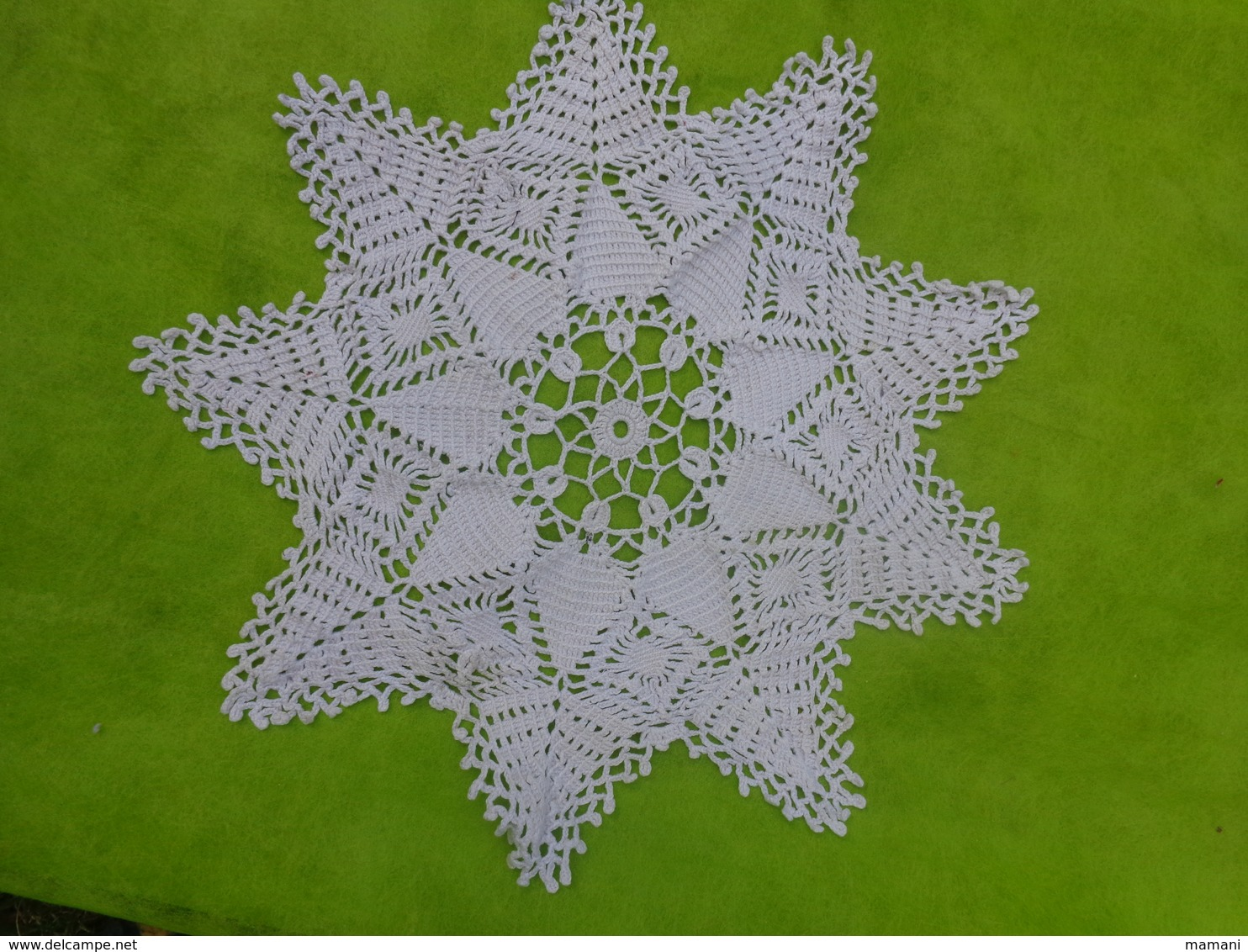 Gros Lot De + De 40 Napperons-rideaux Cornelu Etc..... Pour Loisirs Creatifs Ou Autre - Creative Hobbies