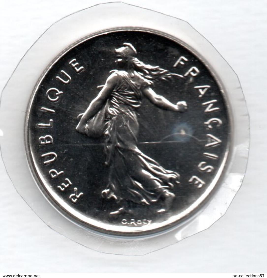 -  5 Francs 2001  -  état  FDC - France