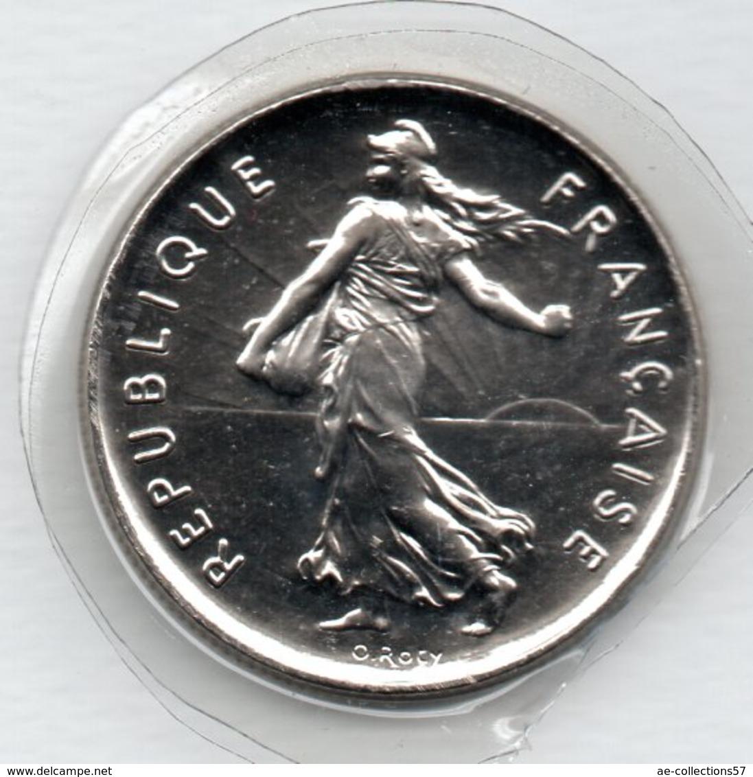 -  5 Francs 2000  -  état  FDC - France