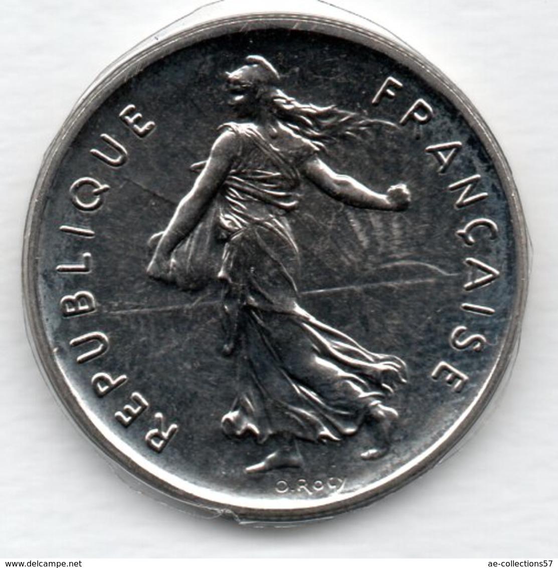 -  5 Francs 1994 Abeille  -  état  FDC - France