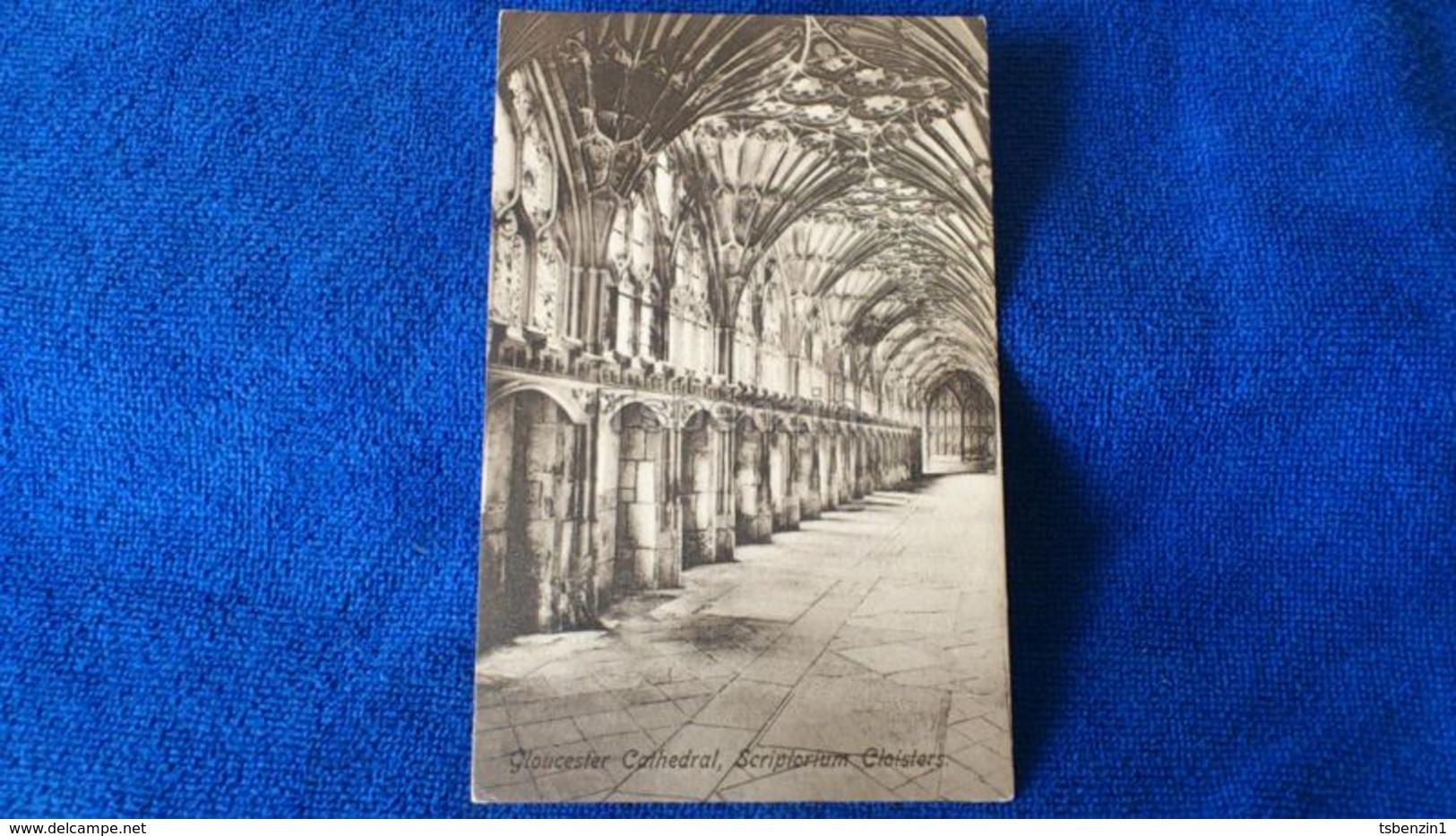 Gloucester Cathedral Scriptorium Cloister England - Gloucester