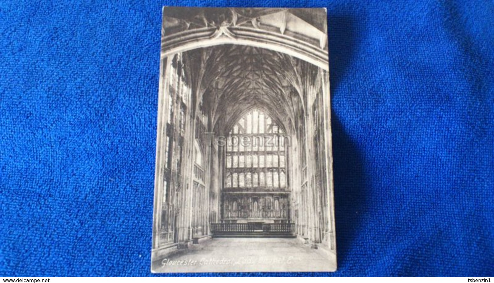 Gloucester Cathedral Lady Chapel England - Gloucester