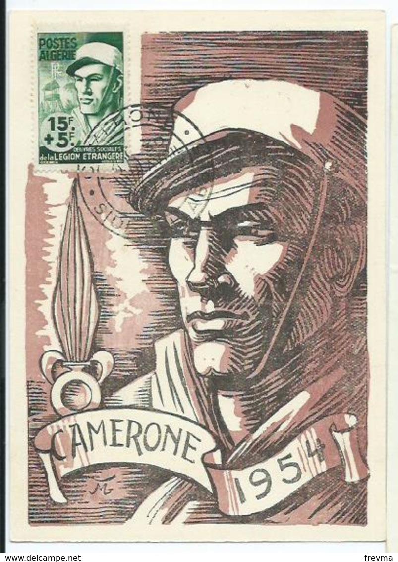 Algerie 1954 - Algérie (1924-1962)