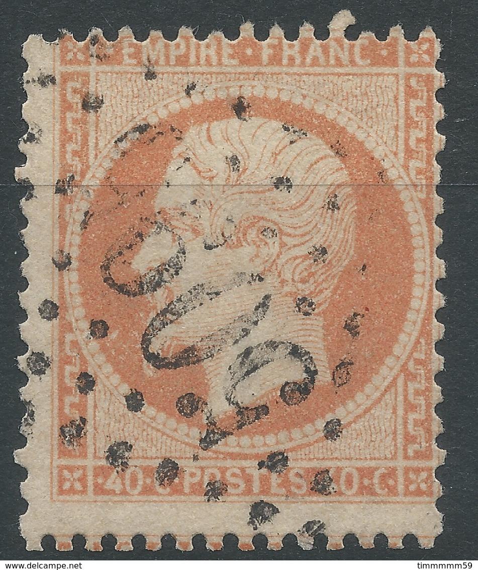 Lot N°47791  N°23, Oblit GC Etranger 5095 Salonique, (Turquie) - 1862 Napoleon III
