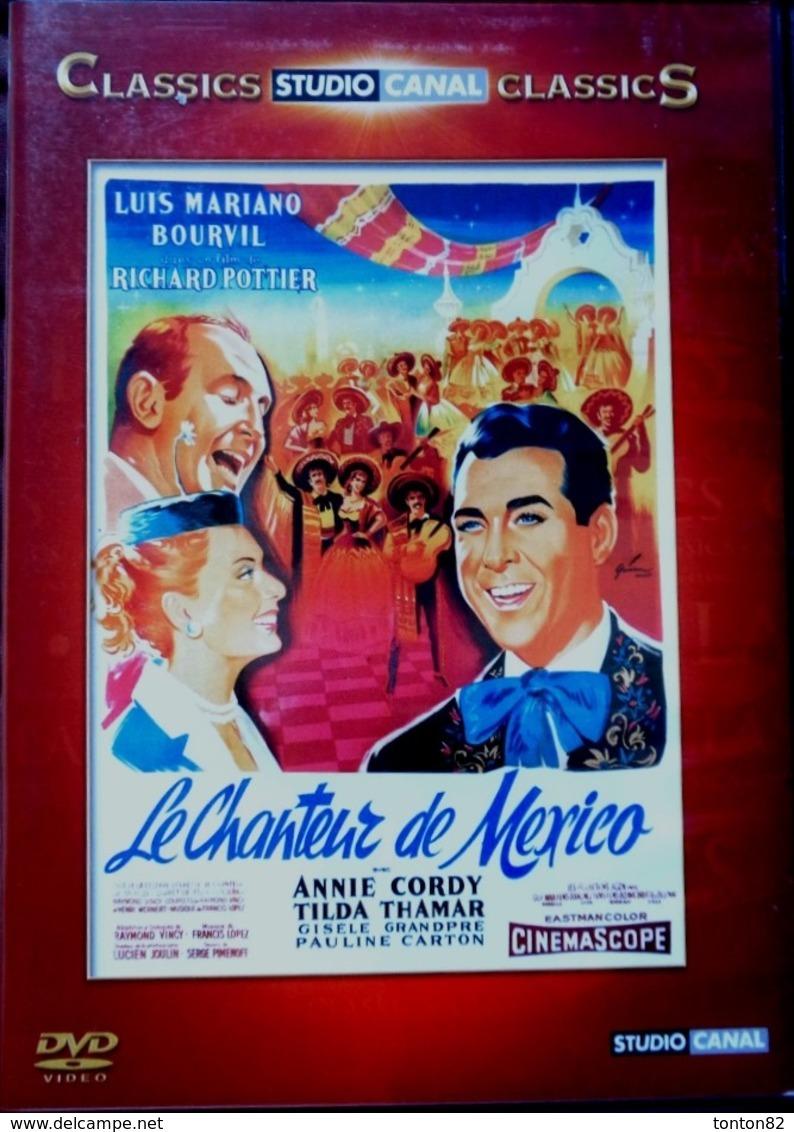 Luis Mariano - Bourvil - Le Chanteur De Mexico - Drama