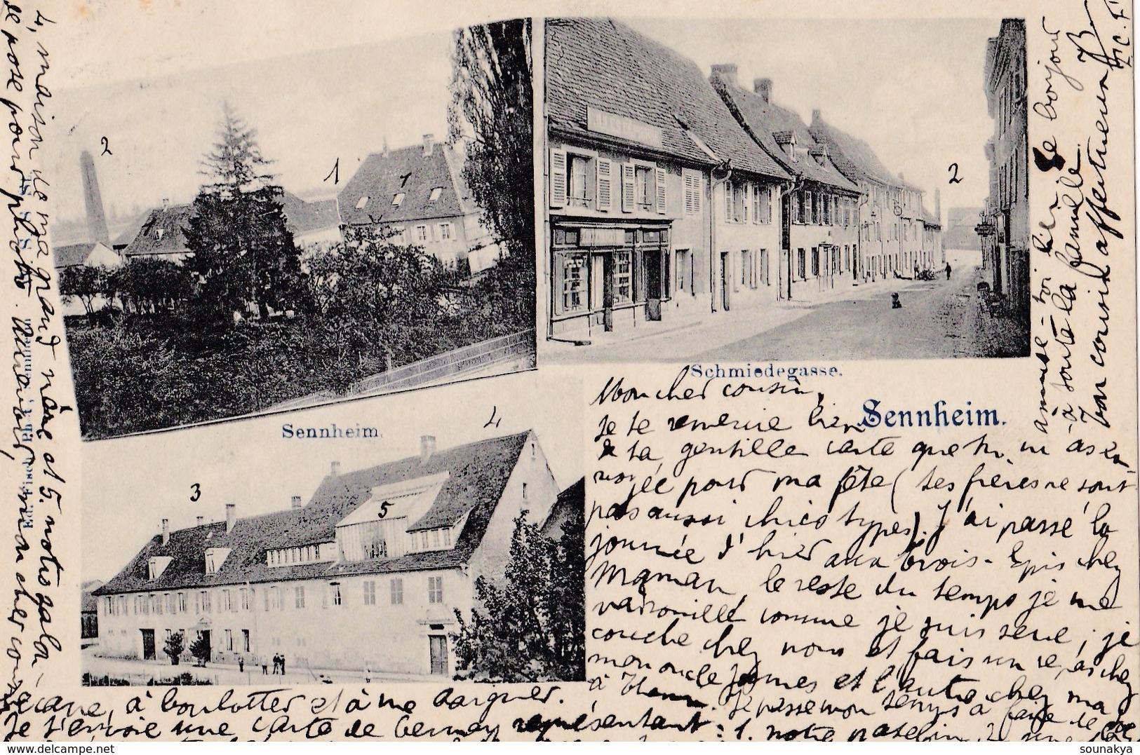 SENNHEIM - Cernay