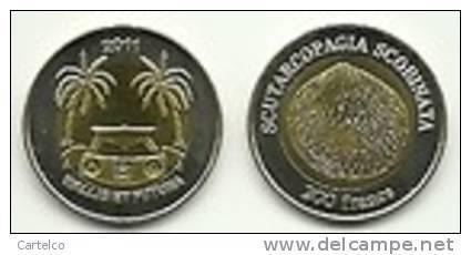 Wallis & Futuna 200 Franc 2011 , Uncirculated - Wallis En Futuna