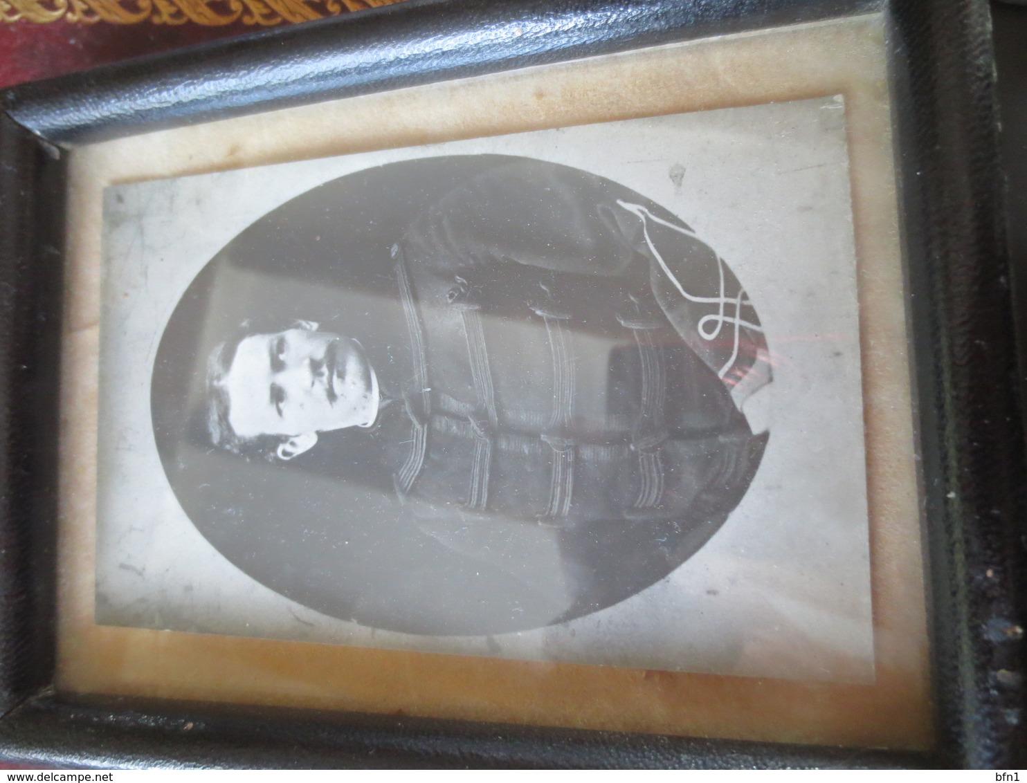 PHOTO GENERAL LOUIS COMBE CHEF D'ETAT MAJOR - Uniforms