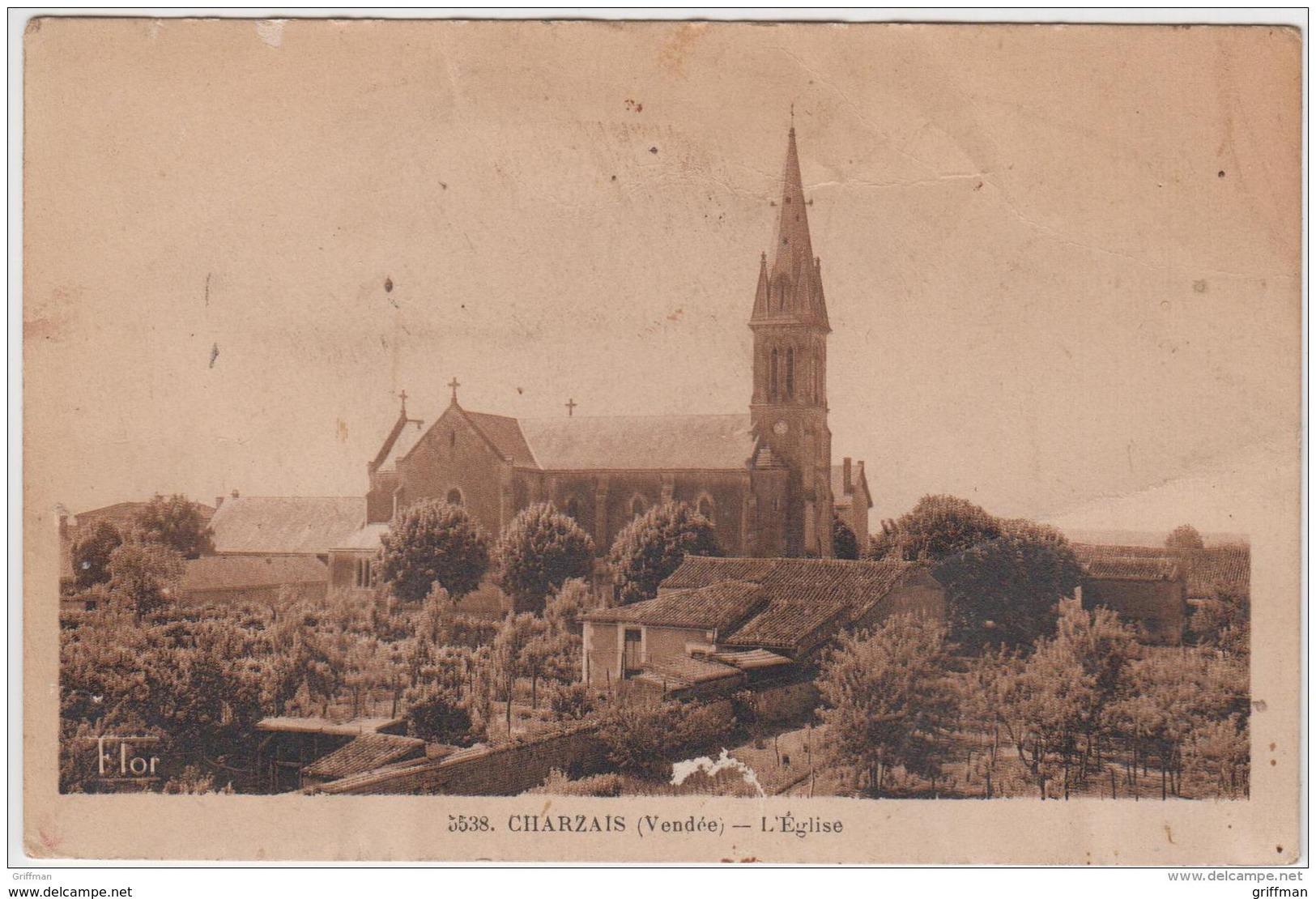 CHARZAIS L'EGLISE - France