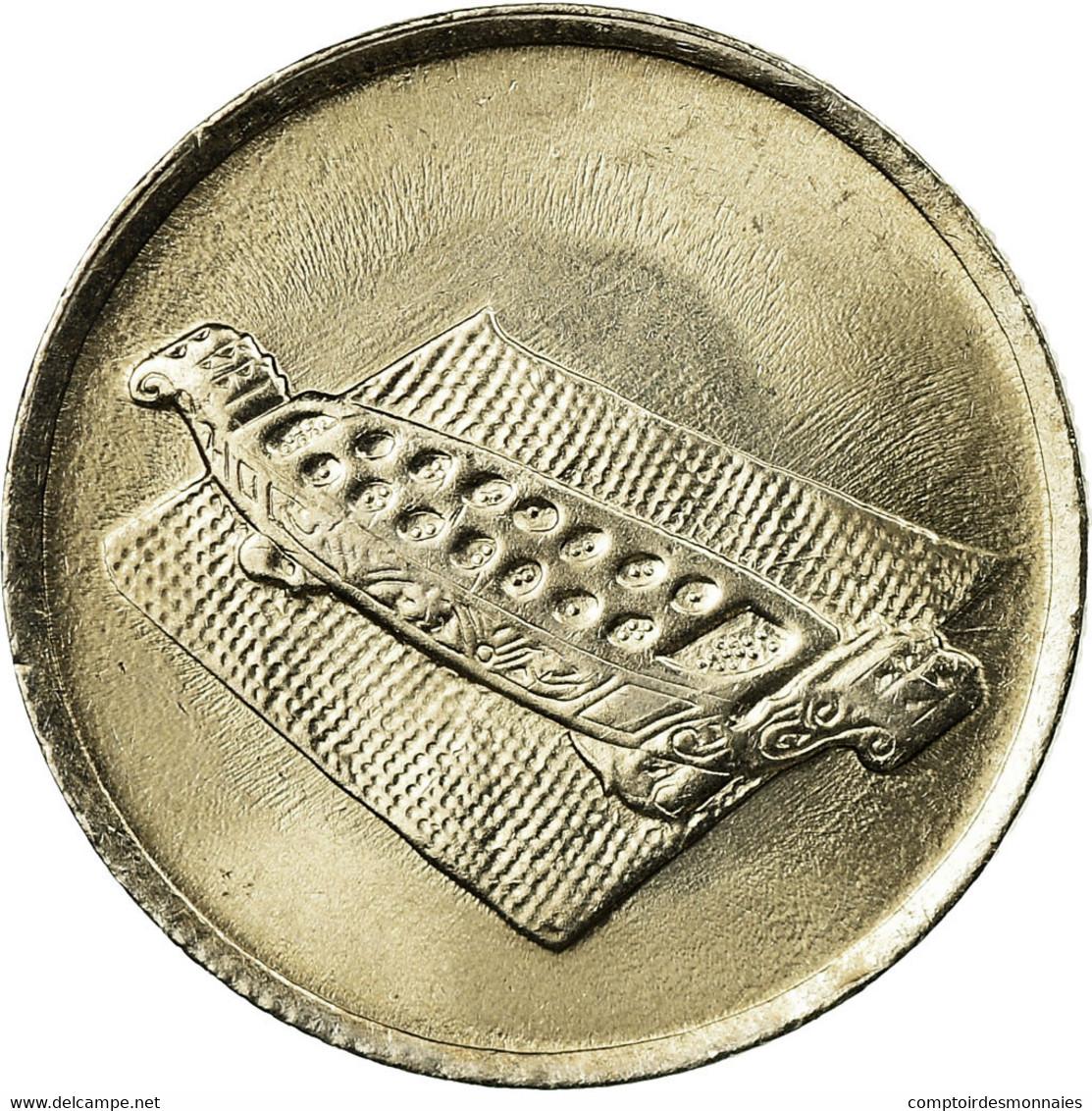 Monnaie, Malaysie, 10 Sen, 2006, TTB+, Copper-nickel, KM:51 - Malaysie