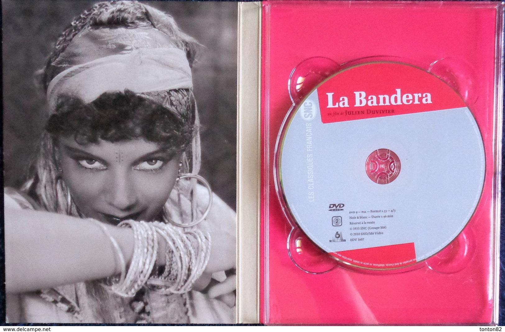 La Bandera - De Julien Duvivier - Jean Gabin - Annabella - Robert Le Vigan  . - Drama