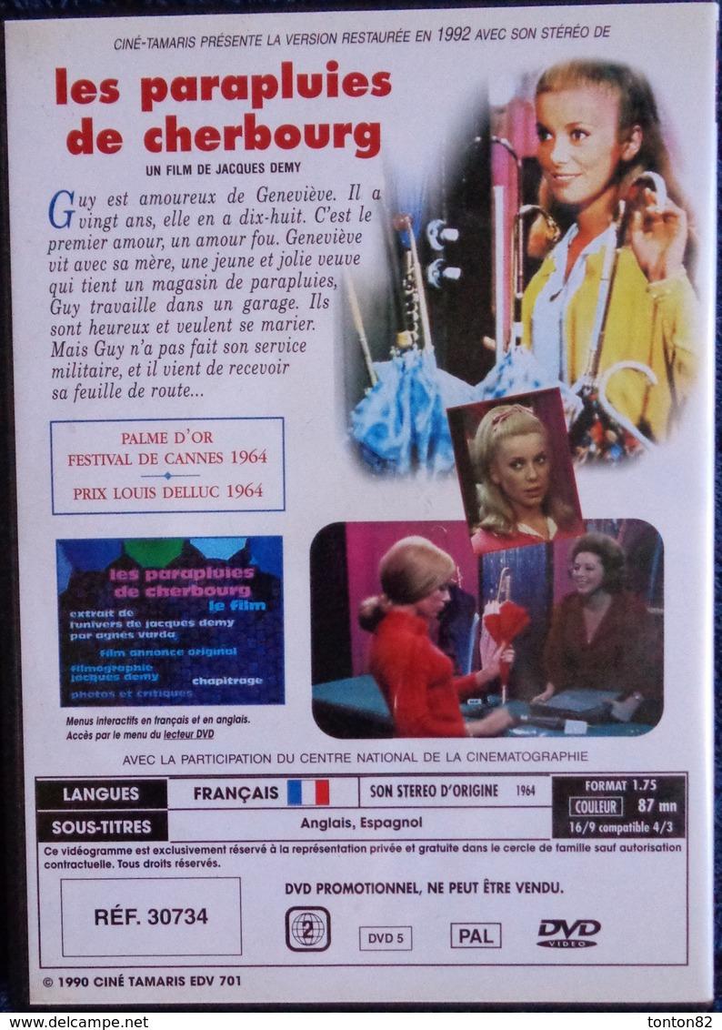 Les Parapluies De Cherbourg - De Jacques Demy - Catherine Deneuve - - Musikfilme