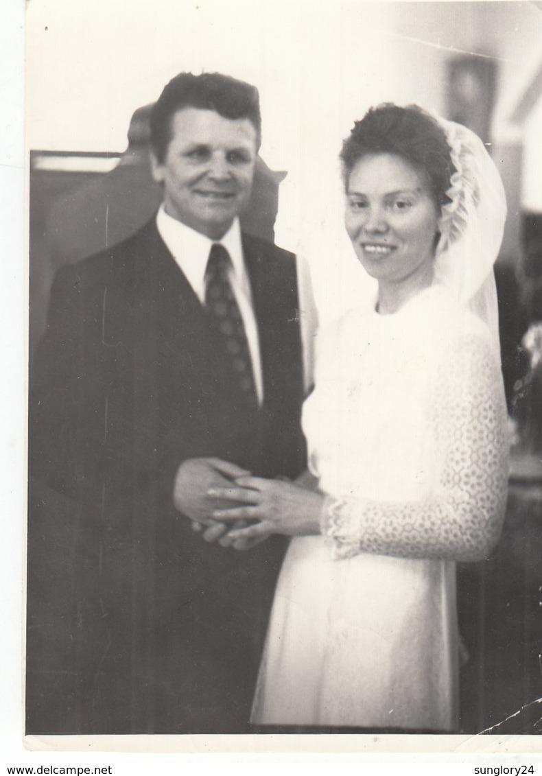 UKRAINE. #1518 A PHOTO. WEDDING. BRIDE AND GROOM. *** - Proyectores De Cine