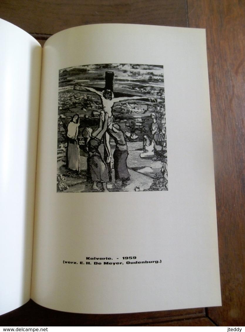 Boek   GASTON  THEUNYNCK  1961  Door Alberic Delporte  Gesigneerd - Arts