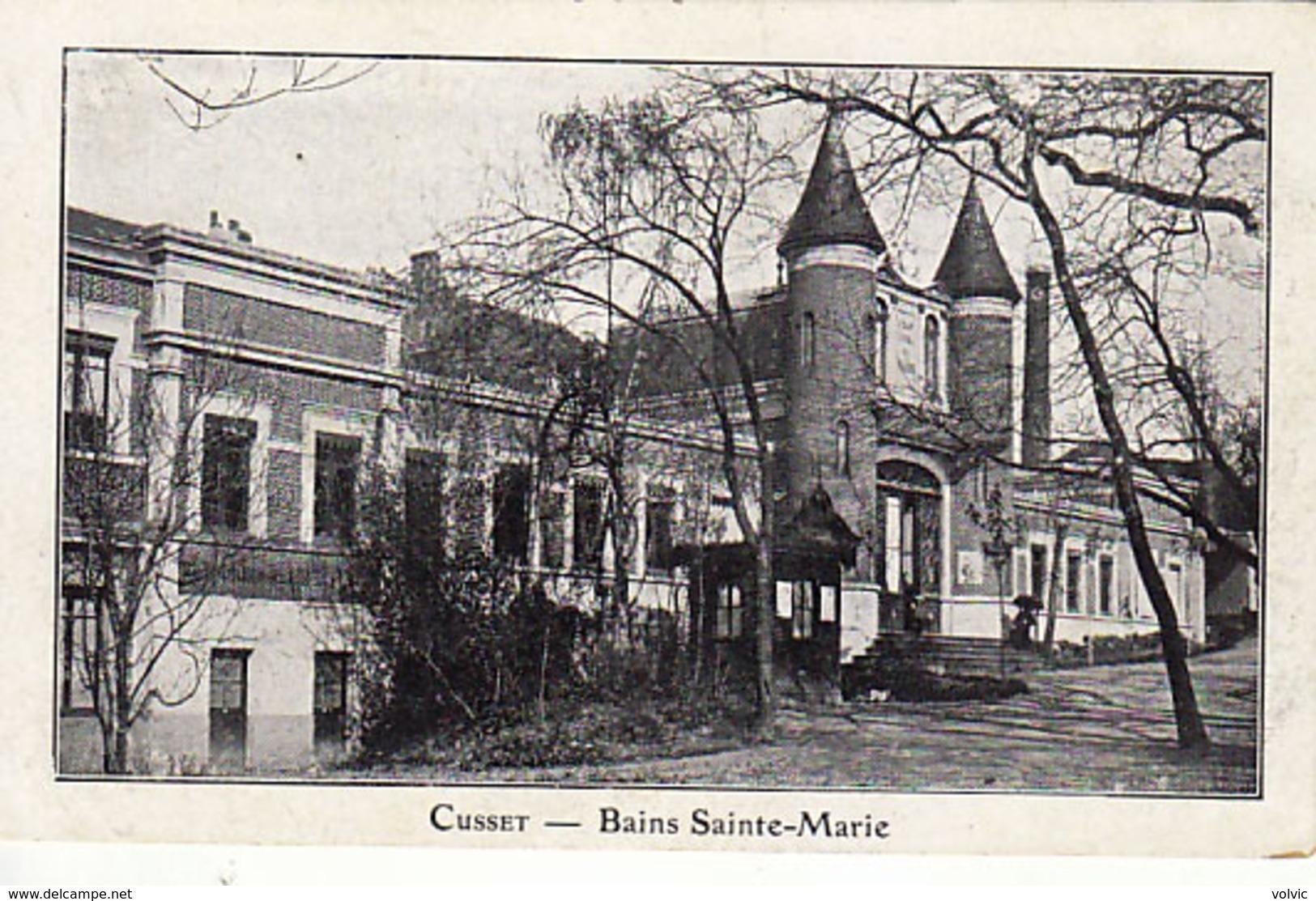 03 - CUSSET - Bains Sainte-Marie - - Frankrijk