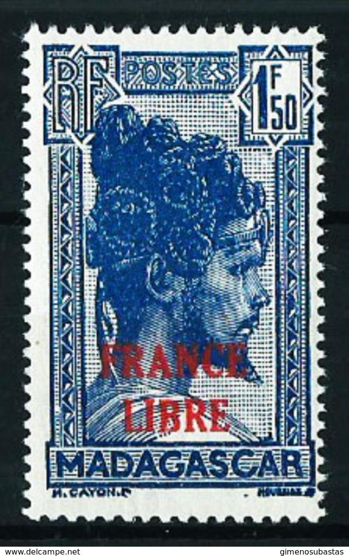 Madagascar (Francesa) Nº 248 Nuevo* - Madagaskar (1889-1960)