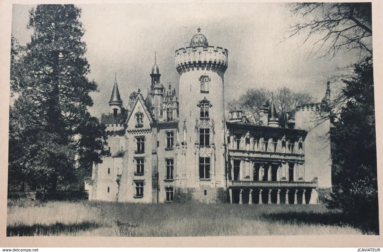 Château De La Mothe Champdeniers - Les Trois Moutiers