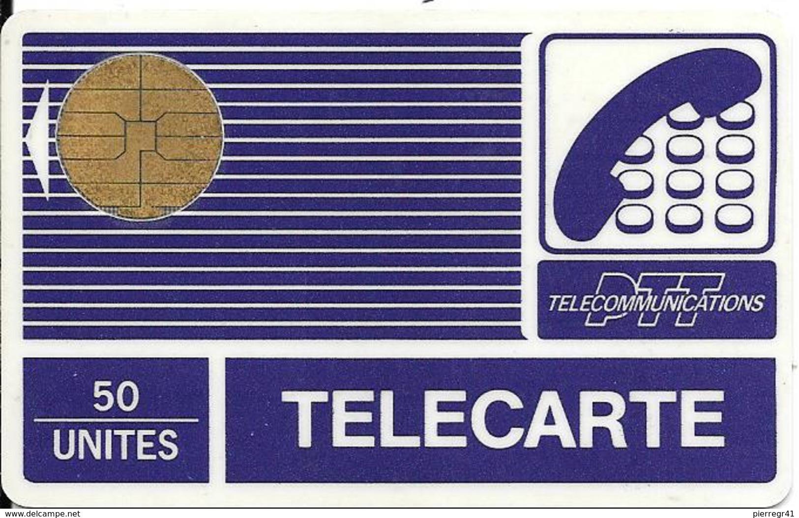 CARTE-PUCE-PUBLIC-PYJAMA- PY21.0001-BUL1-50U-VIOLET/NOIR-S/N°-UTILISE-BE - France