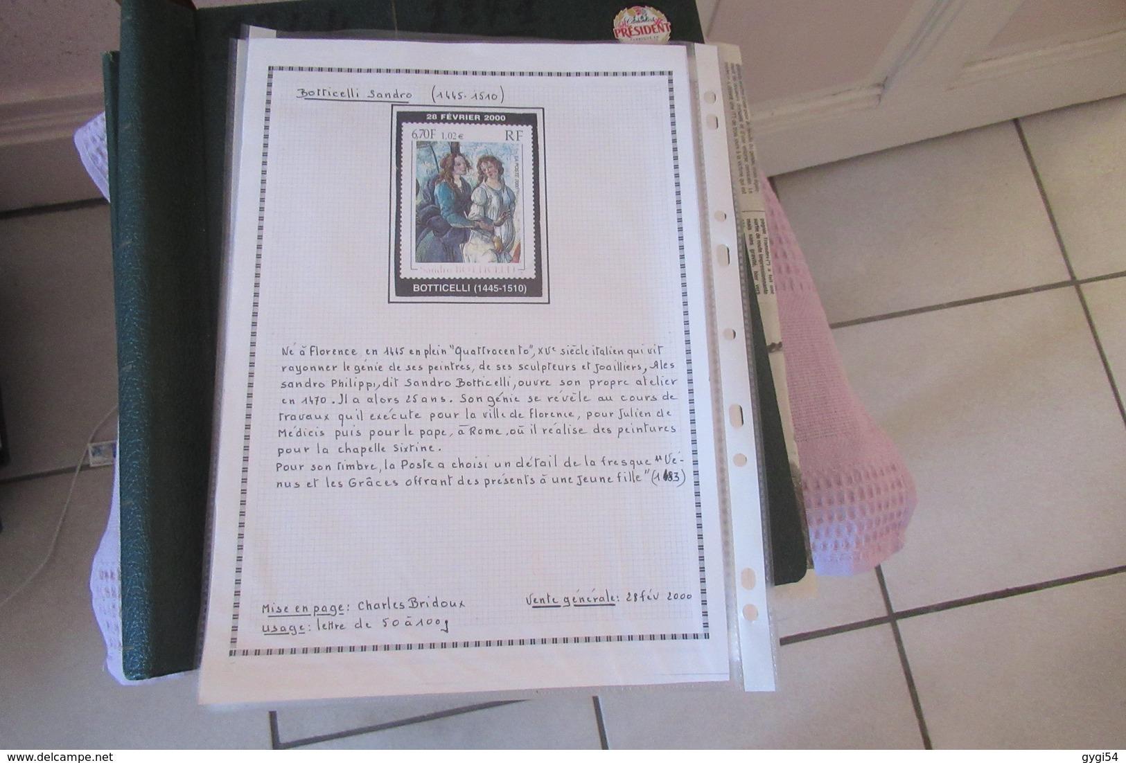 France  Lettres  Avec  Timbres Oblitérés De L' Année 2000     95   Scans - France