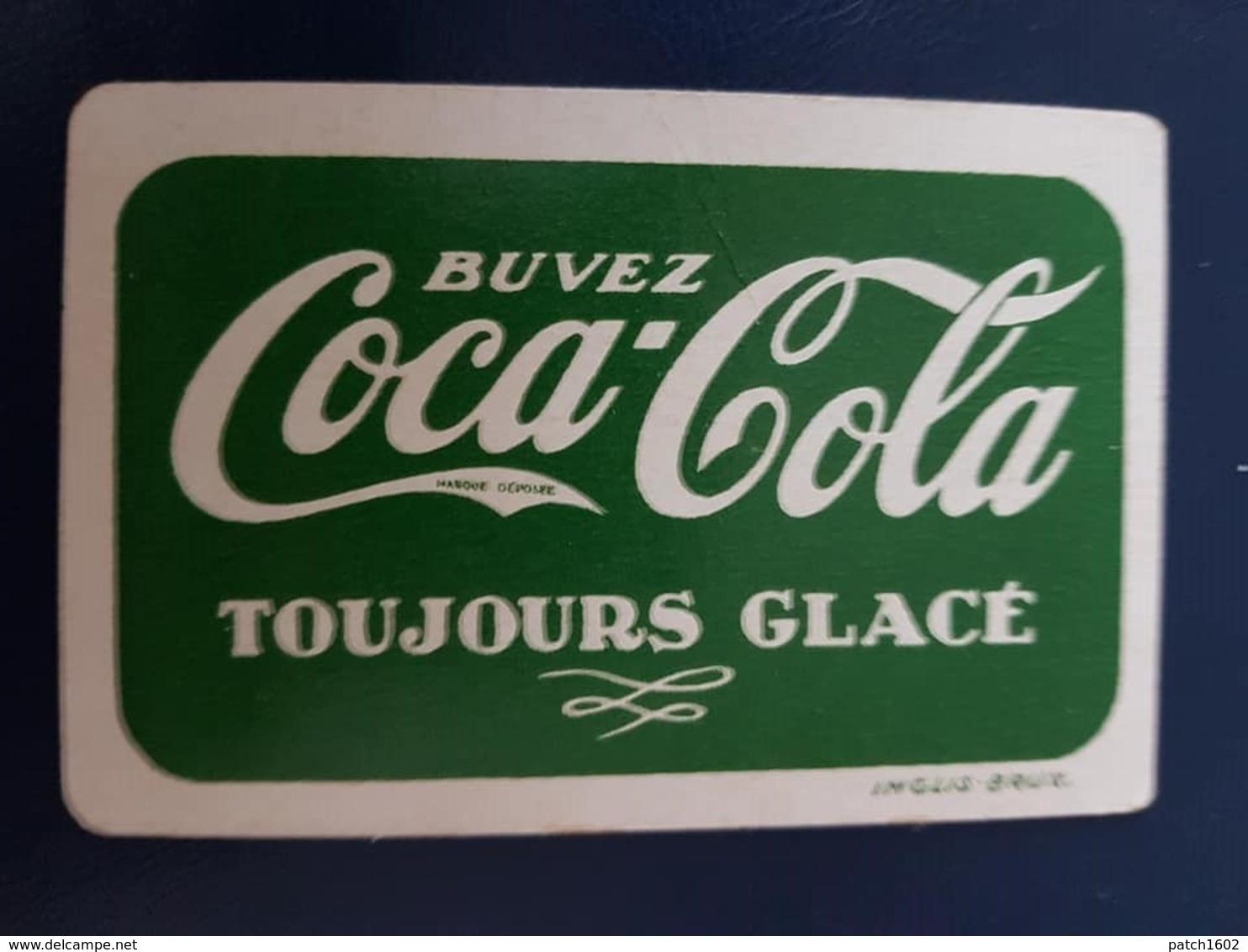 Coca Cola Une Carte à Jouer Jeu Cartes - Cartes à Jouer